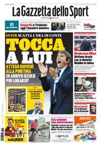La Gazzetta dello Sport Roma – 28 maggio 2019