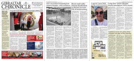 Gibraltar Chronicle – 06 June 2020