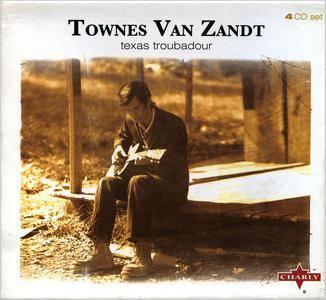 Townes Van Zandt - Texas Troubadour (2005) 4 CD Box Set