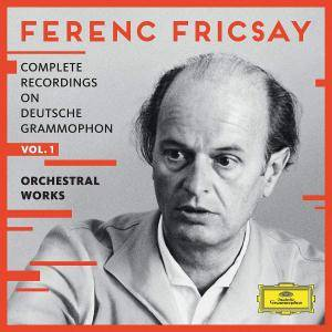 Ference Fricsay - The Complete Recordings VOL.1 (45CD Box Set, 2014)