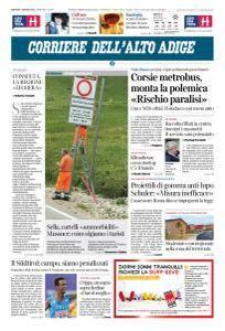 Corriere dell'Alto Adige - 7 Agosto 2018