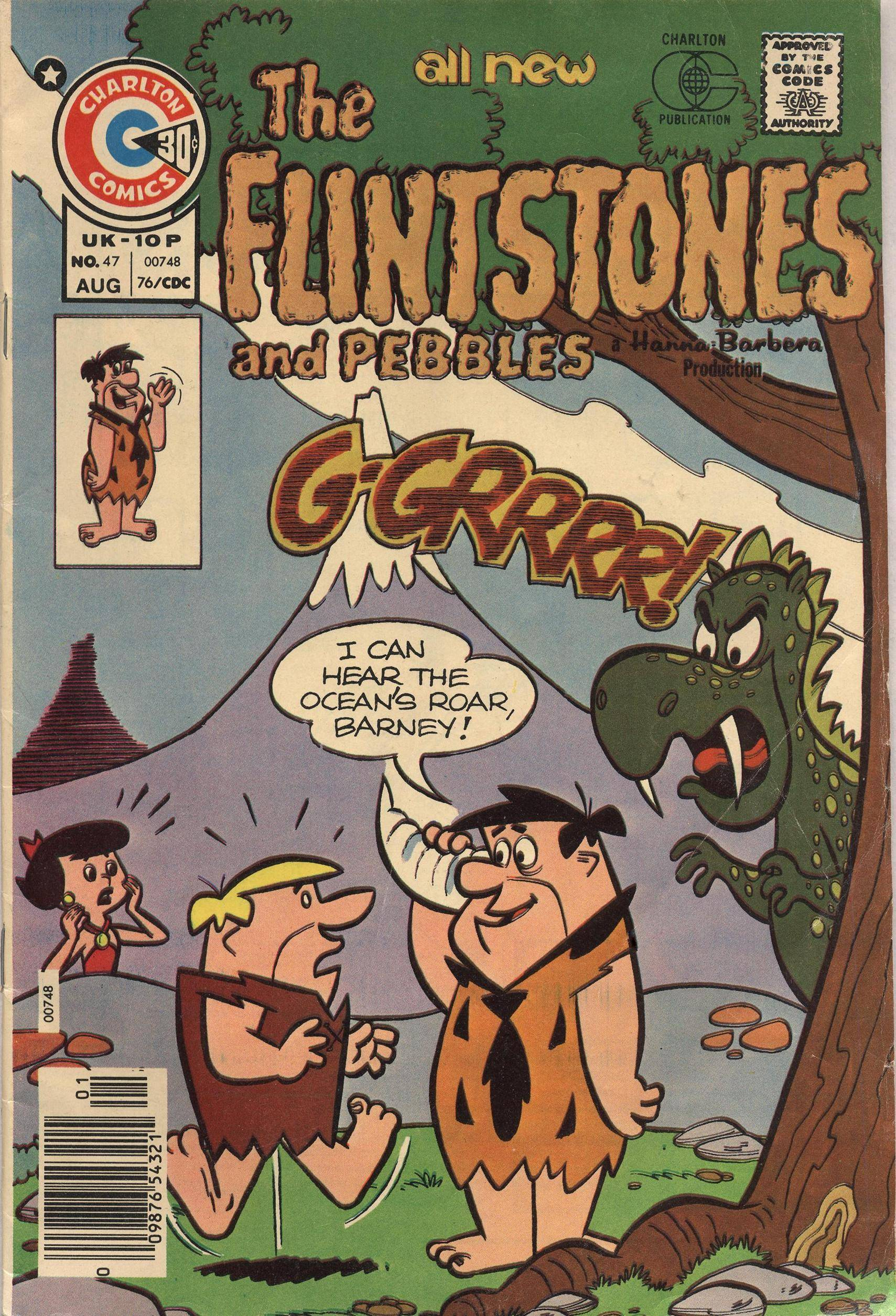 Flintstones 047 Charlton1976 HD