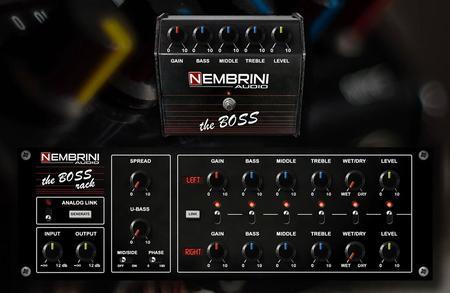 Nembrini Audio The Boss Bundle v1.0.1 WiN