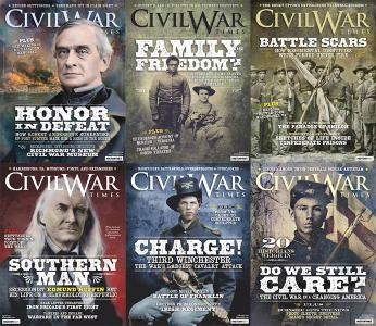 Civil War Times - Full Year 2019 Collection