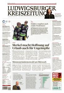 Ludwigsburger Kreiszeitung LKZ - 10 Mai 2021