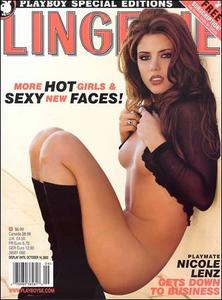 Playboy's Book Of Lingerie - September October 2002