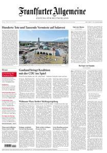 Frankfurter Allgemeine Zeitung F.A.Z. - 01. Oktober 2018