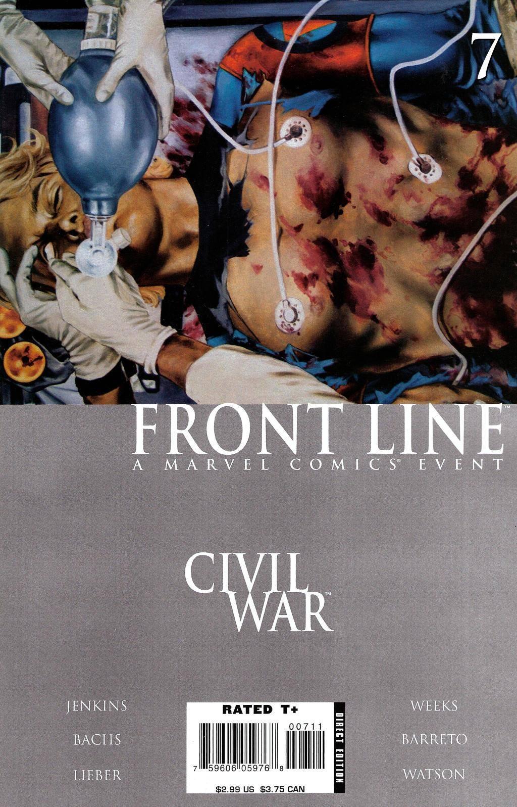 Civil War - Frontline 07