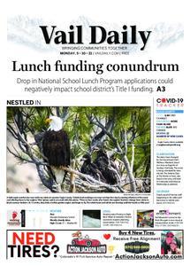 Vail Daily – May 10, 2021