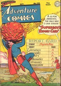 Adventure Comics 1948-10 133 not