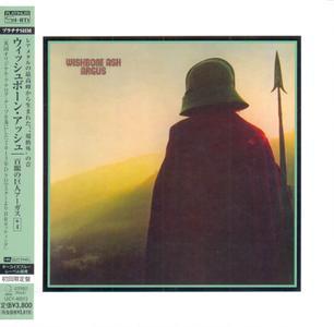 Wishbone Ash - Argus (1972) [2013, Japanese Platinum SHM-CD]