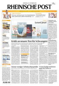 Rheinische Post – 15. Oktober 2019