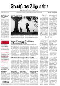 Frankfurter Allgemeine Zeitung F.A.Z. - 02. Oktober 2018
