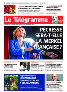 Le Télégramme Brest Abers Iroise – 18 août 2021