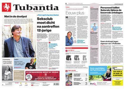 Tubantia - Enschede – 25 augustus 2018
