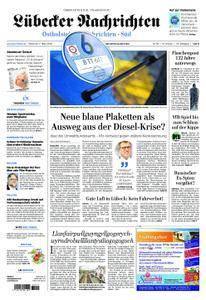 Lübecker Nachrichten Ostholstein Süd - 07. März 2018