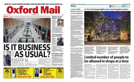 Oxford Mail – June 09, 2020