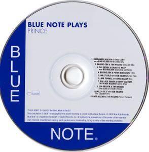 VA - Blue Note Plays Prince (2015)