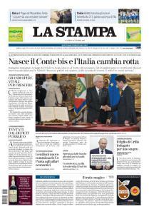 La Stampa Imperia e Sanremo - 6 Settembre 2019