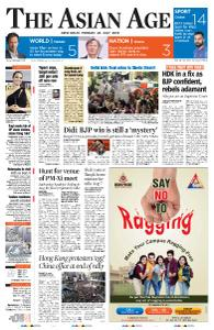 The Asian Age - July 22, 2019