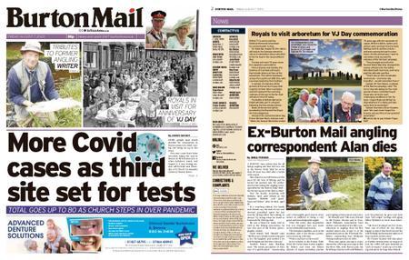 Burton Mail – August 07, 2020