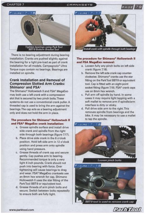 repair book big blue of pdf bike