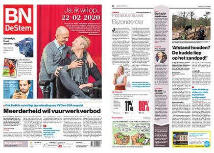 BN DeStem - Bergen op Zoom – 07 januari 2020