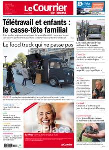 Le Courrier de l'Ouest Angers – 16 avril 2021