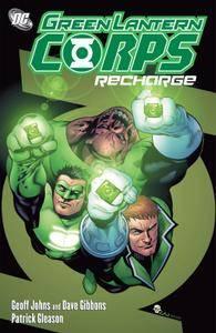 Green Lantern Corps Recharge 2006 01 00 TPB digital OkC O M P U T O Novus HD