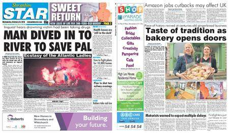 Shropshire Star Shrewsbury Edition – February 14, 2018