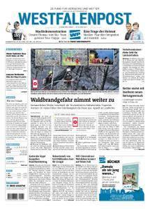 Westfalenpost Wetter - 19. Juli 2018