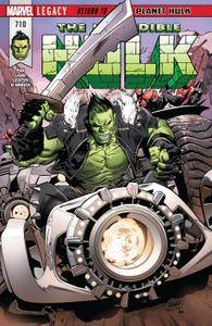 Incredible Hulk 710 2018 Digital Zone-Empire