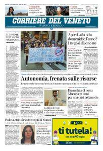 Corriere del Veneto Padova e Rovigo – 11 settembre 2018