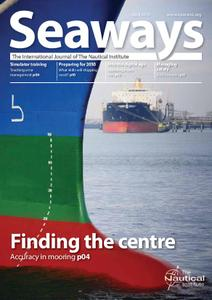Seaways – April 2019