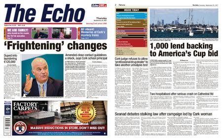 Evening Echo – September 23, 2021