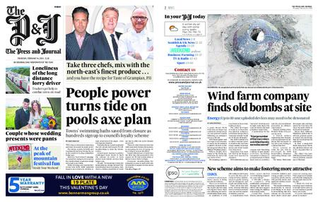 The Press and Journal Moray – February 14, 2019