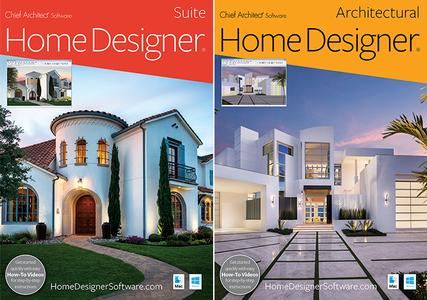 Home Designer Architectural / Suite 2020 v21.3.1.1