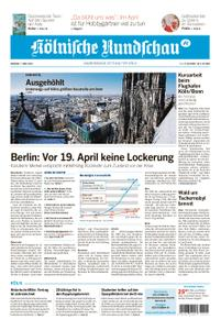 Kölnische Rundschau Wipperfürth/Lindlar – 07. April 2020
