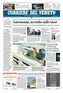 Corriere del Veneto Vicenza e Bassano – 14 febbraio 2019