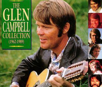 Glen Campbell - The Glen Campbell Collection 1962-1989 (1997) {2CD Set Razor & Tie RE 2129-2}