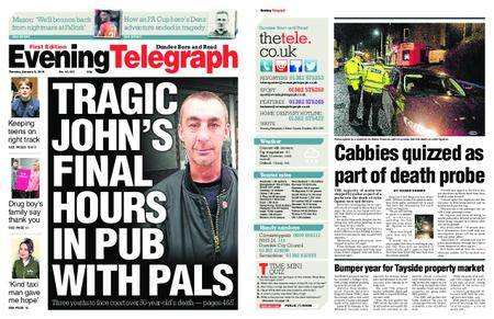 Evening Telegraph First Edition – January 09, 2018