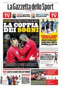 La Gazzetta dello Sport Roma – 19 agosto 2019