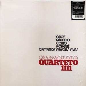 Quarteto 1111 - Onde Quando Como... (1974) SP 180g Pressing - LP/FLAC In 24bit/96kHz