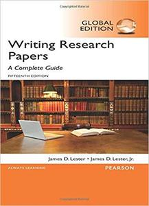 Writing Research Papers A Complete Guide [Repost]