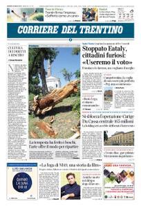 Corriere del Trentino – 25 luglio 2019