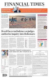 Financial Times Europe - April 29, 2020