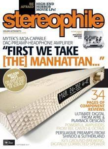 Stereophile - September 2017