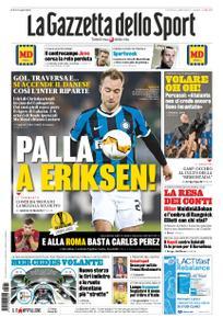 La Gazzetta dello Sport – 21 febbraio 2020