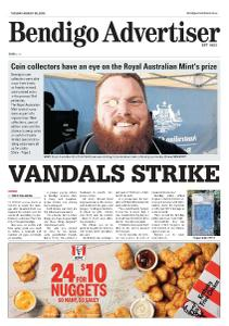 Bendigo Advertiser - August 20, 2019