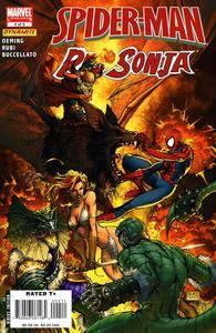 Spider-Man Red Sonja 04 of 5